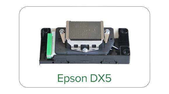 Epson Baskı kafaları fark yaratıyor.